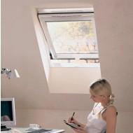 ventilatie en licht met dakramen