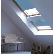 gordijn dakvenster laat licht door