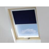balio dakvenster met gordijn 114x112